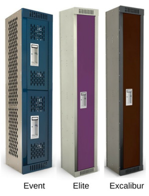 All lockers for home page widget