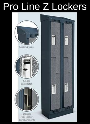 Pro Line Z Lockers main pic