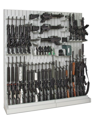 Weapon rack for home page widget